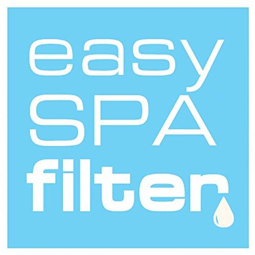 Whirlpool Filter Lamellenfilter Easy Spa Filter 4er Set Universell
