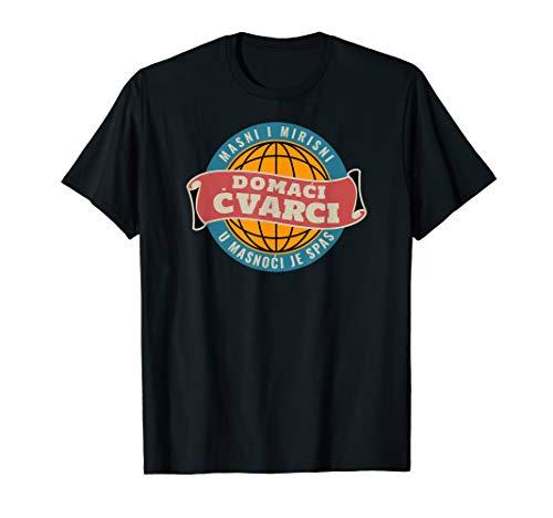 Cvarci Grieben - Balkan Spezialitäten Kollektion T-Shirt