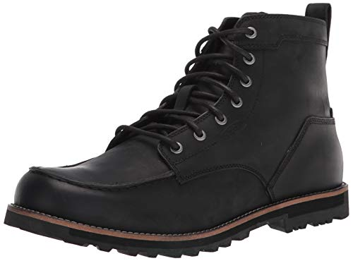 KEEN Herren 59 Moc Boot Mode-Stiefel, Schwarz, 43 EU