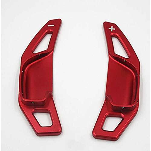 NASHDZ Paleta de Cambio de Volante de Coche, Apta para Toyota Camry RAV4 Corolla Altis Fortuner Vios Yaris Mark X Zelas 2018 2019 2020