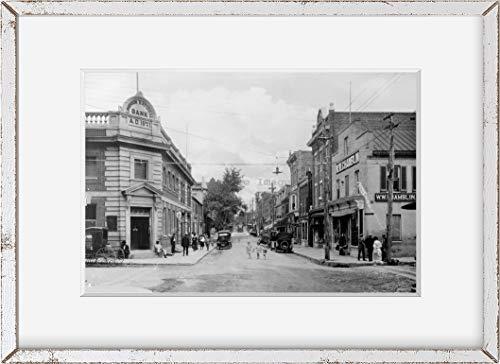 INFINITE PHOTOGRAPHS Foto: Loudon National Bank, King Street, Leesburg, VA, c1910