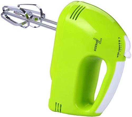 HRSS Elektrische Eggbeater, Rührbesen Hand Egg Beater Elektro Mini High Power Hand Egg Beater Mischen und Nudel-Creme Backen-Werkzeuge