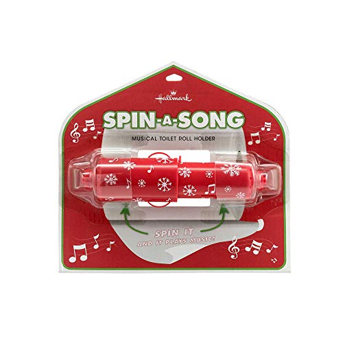 spin a song novelty gift exchange idea