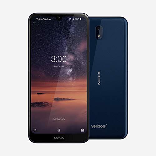"Nokia 3V TA-1182 16GB 6.26"" HD+ Display 13MP Camera 4G LTE Smartphone for Verizon Wireless and GSM Unlocked"