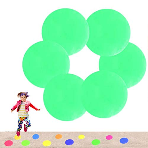 60 Pcs Mark Its Sitting Carpet Spots to Educate,Carpet Markers Sitting Spots,4'' Rug Circles Marker Dots for Preschool, Kindergarten, and Elementary Teachers 100mm (Round)