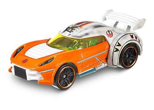 Star Wars Luke Skywalker Chrakterfahrzeug Hot Wheels Fahrzeug im Maßstab 1 :...