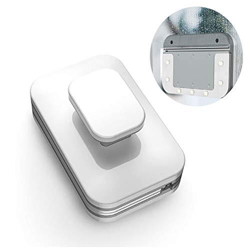 FZ FUTURE Limpiadores de Ventanas con Imanes, Limpiador de Ventanas Magnetico, Limpia Cristales con Doble Cara para Limpieza de Cristales Herramientas de Limpieza,3~10mm