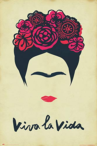 Grupo Erik Poster, Frida Kahlo, 91x61cm
