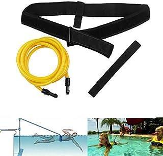 comprar comparacion KIKILIVE Cinturón de natación para Exteriores, cinturón de Entrenamiento de natación, cinturón de Resistencia para natació...