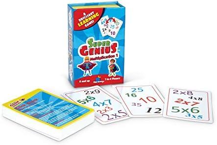 Blue Orange Super Genius Multiplication 1 product image