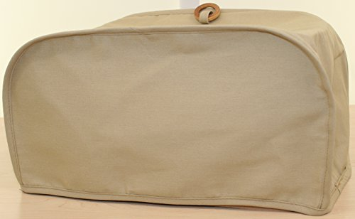 The Curtain Shop America at Home Toaster Oven Cover Tan
