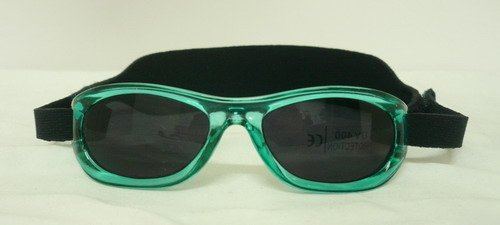 A-Safety A-Safety Kindersonnenbrille APS44, dunkelgrün, 0-3 Jahre