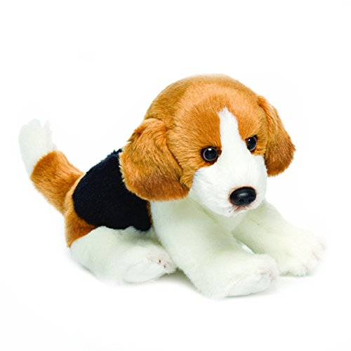 Nat and Jules Beagle Plush Toy, Small