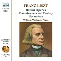 Liszt: Complete Piano Music VOL. 31