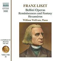 Liszt: Complete Piano Music VOL. 31