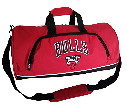 Panini Borsa Zaino Sport NBA Chicago Bulls L 48cm 62597 Red