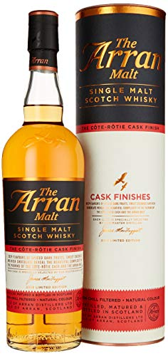 The Arran Malt THE CÔTE-RÔTIE CASK FINISH Single Malt Scotch Whisky Limited Edition (1 x 0.7 l)