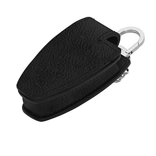 CYBHR Leder Schlüsselhalter, Für Benz Schlüsselbund, Für Mercedes Leder Schlüsseletui, Für Amg W211 W204 C CLS CLK Cla SLK Klasse W203 W210
