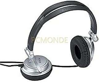 Sony MDR-V300 Monitor Series Headphones with Folding Design
