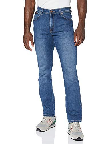 Wrangler Herren Texas Slim Jeans, Star Struck, 40W / 32L