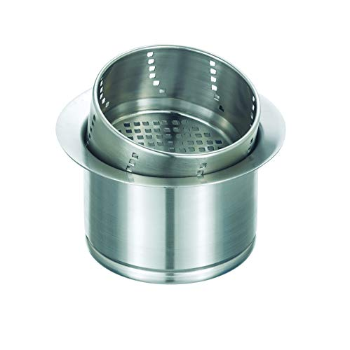 BLANCO, Stainless 441232 3-in-1 Kitchen Drain Disposal Flange