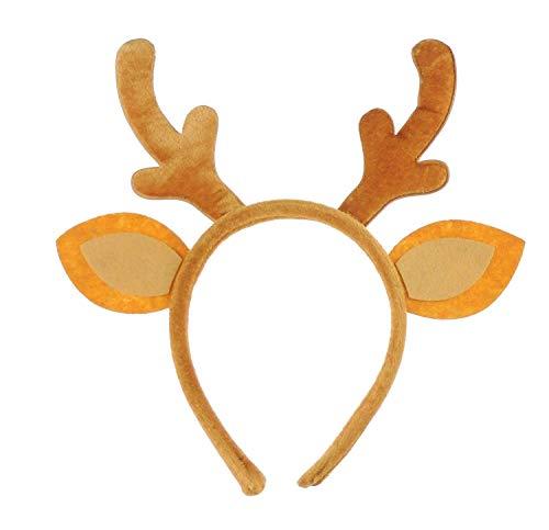 Glamour GIrlz - Cerchietto per capelli con corna di renna