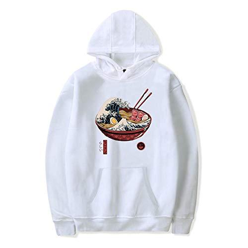 Hoodies Herbst Winter Liebhaber Teen Unisex Hoodies Pullover Tops Casual Pullover Langarm Hoody Taschen Lustiges Essen 3D Print S-6Xl