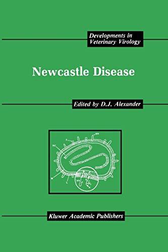 Newcastle Disease (Developments in Veterinary Virology, 8, Band 8)