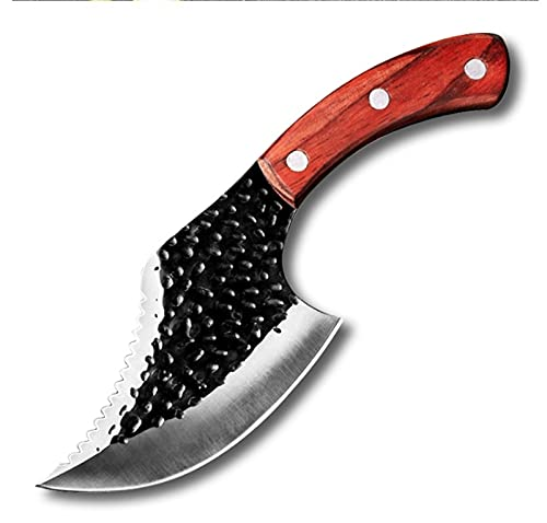 Cuchillo Cuchillo de deshuesado de la cocina de la mano de la mano de 5 pulgadas Cuchillo de la carne de la carne de la carne de la carne de la carne de la carne de cocinero cocina