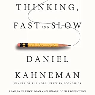 Couverture de Thinking, Fast and Slow