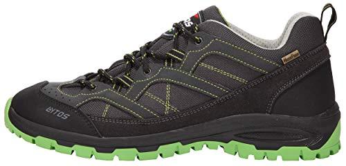 Schuhe LYTOS Herren Wanderschuhe Outdoorschuhe rot Sport