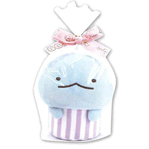 ハート すみっコぐらし カップマスコット A お菓子付ギフト [030962]