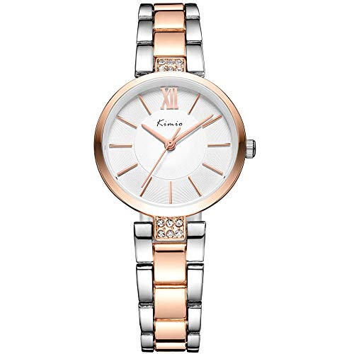 KIMIO K6133 ブランドレディース レディス腕時計 (4)