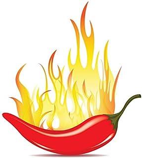teuflische Chilis - 6 Arten -sortenrein verpackt- !