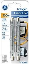 Best 300 watt halogen bulb lumens Reviews