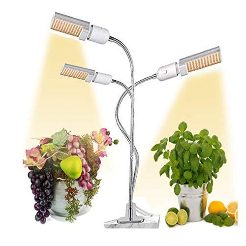 led Plant Light, Full-Spectrum Plant Growth Fill Light, Plant Light, Clip Horizontal Plug Light