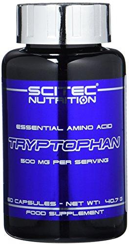 Scitec Nutrition Amino Tryptophan, 60 Kapseln