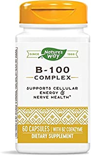 Nature's Way B-100 Complex, 60 Capsules3