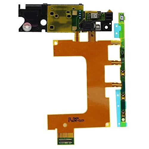 ZMD AYD Power BOTÓN Y BOTÓN DE Volumen Reemplazo de Cable Flexible for Sony Xperia ZR / M36H / C5503