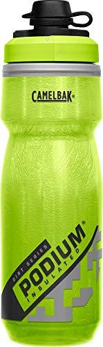 CAMELBAK Unisex– Erwachsene Podium Chill Wasserflasche, Lime, 0.6L
