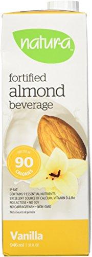 Nutrisoya Foods Natur-A Almond Beverage-Vanilla 946Ml