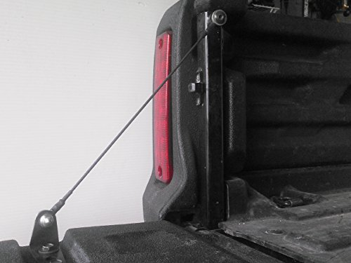 Extended Tailgate Cables Compatible With Honda Pioneer UTV 700 & 1000