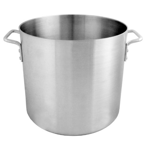 Thunder Group 16 Quart Aluminium Stock Pot