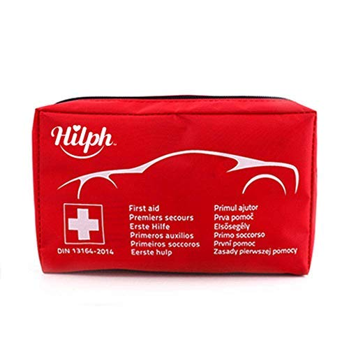 Erste Hilfe Set Verbandkasten für Haus, Auto, Camping, Wandern, Sport, Boot, Überleben und Reisen, , Klein Erste Hilfe Kasten DIN13164, 39 Stk