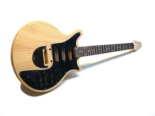 Guitarra Eléctrica/Guitar DIY Kit ML-Factory® MBM Custom Mahogany/Caoba