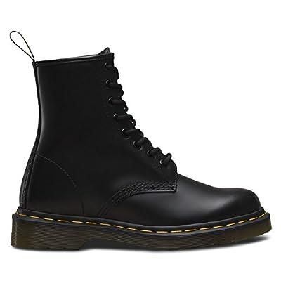 Dr. Martens 1460 Fashion Boot, Black Softy T, 7