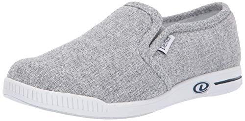 Dexter Womens Suzana Grey Twill Bowling Shoes 8.5 M US