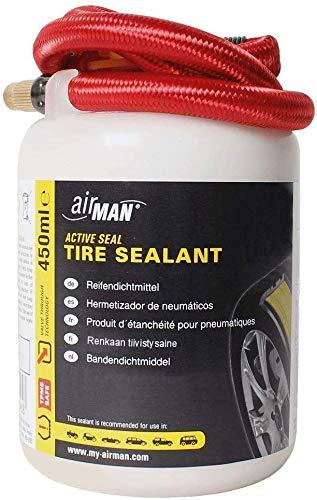Airman 450ml Ersatzteil für Reifenreparaturset für Wohnmobil und Wohnwagen