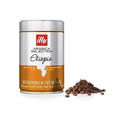 illy Kaffee Arabica Selection Äthiopien 2x 250 g