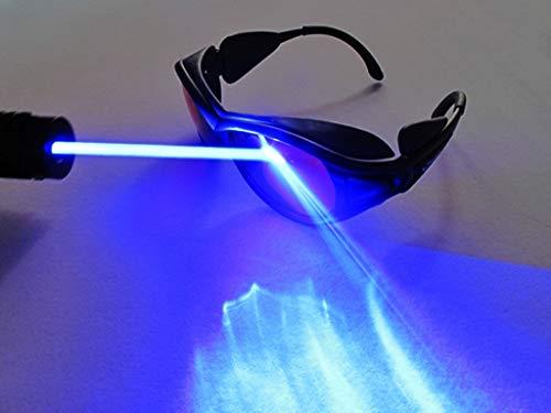 Laserschutzbrille 450 NM schützt gegen Blaue Laser